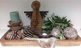 Houten decoratieschaal (M)_3